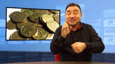 Przyniósł 30 kg monet i zapłacił za koszty sądowe