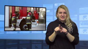 Szczecin: tragiczny pożar u dentysty