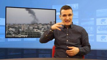 Rośnie konflikt Izrael – Strefa Gazy