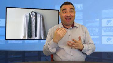 Czy noszenie krawata jest niebezpieczne?