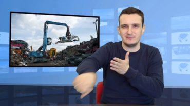 W Polsce najwięcej złomu