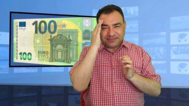 Nowe banknoty Euro 100 i 200