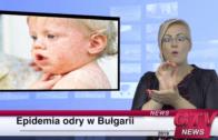 Epidemia odry w Bułgarii