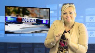 Policjant zaatakowany siekierą