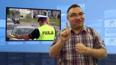 Przy kontroli policji musisz mieć ręce na kierownicy
