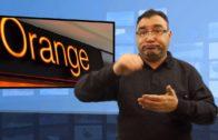 Orange oszczędza papier – podpisy na tablecie