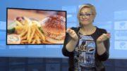 Jedzenie fast foodów niszczy obszary mózgu