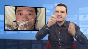 Chiny: Lekarz wiedział o koronawirus ale policja nie słuchała