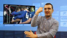 Derby Krakowa rzucił butelką – został zatrzymany