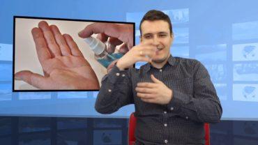 Dezynfekcja rąk – jak zregenerować zniszczone dłonie?