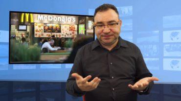 Mcdonalds będzie zwalniał?