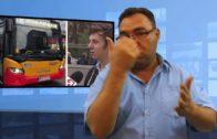 Autobus spóźnił się i wziął taksówkę – firma musi mu oddać