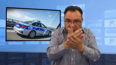Policja – nowe hasło i gwiazda na autach