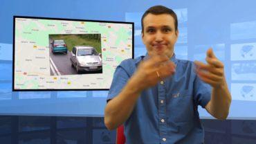 Rekord holowania autem na YouTube