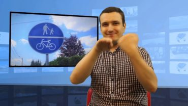Tarnów – jazda rowerem pod prąd