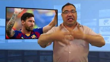 Barcelona prosi Messiego, żeby został