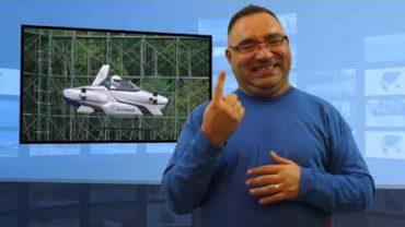 Testują latające auta Toyoty